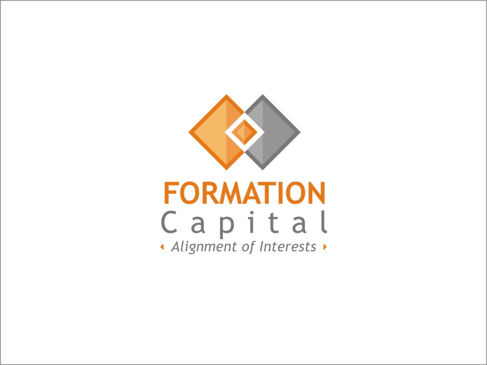 Logo Design by RED HORSE design studio - Entry No. 129 in the Logo Design Contest Inspiring Logo Design for Formation Capital.