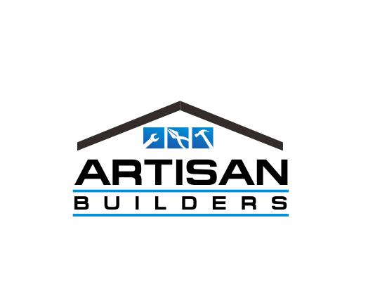 Logo Design by ronny - Entry No. 10 in the Logo Design Contest Captivating Logo Design for Artisan Builders.