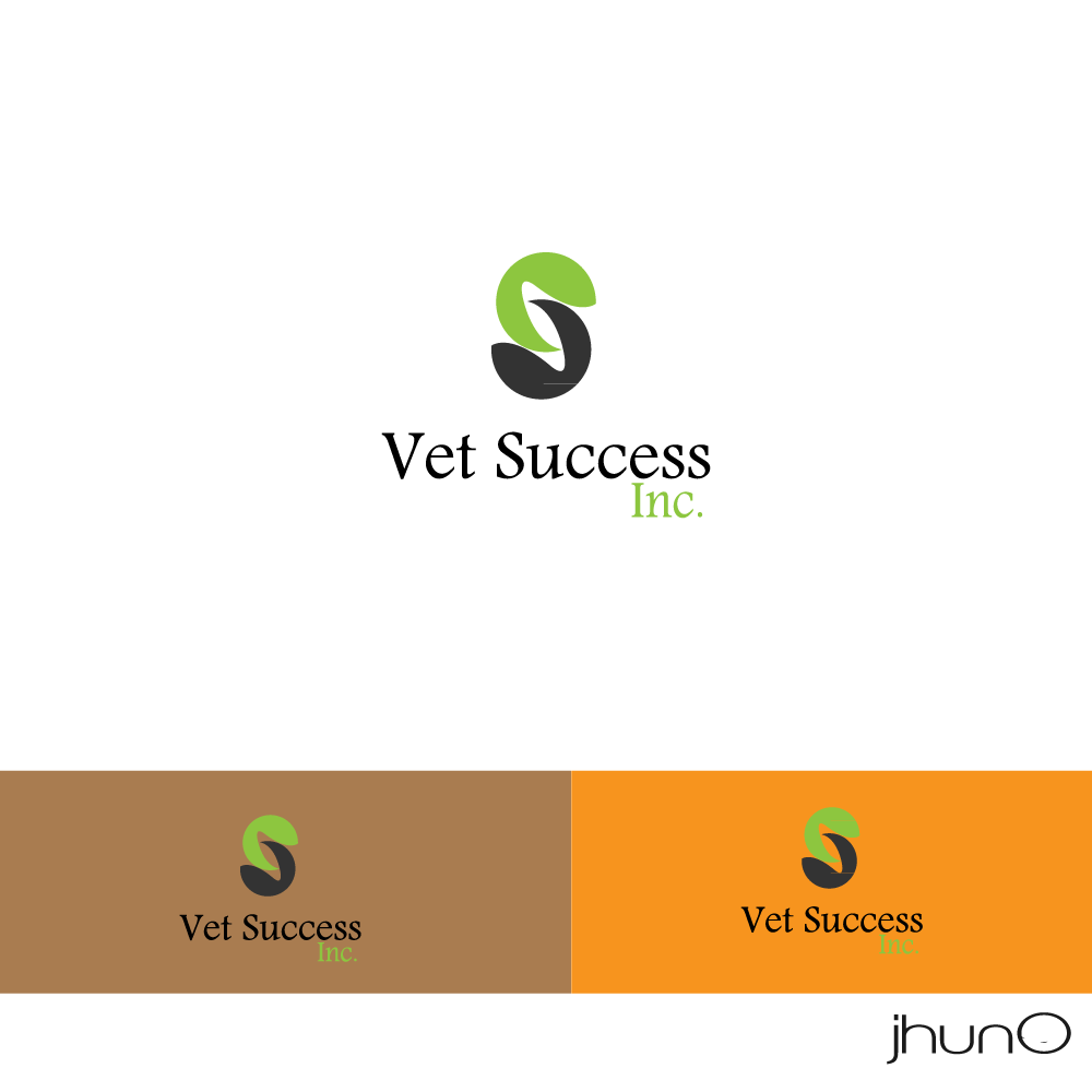 Logo Design by zesthar - Entry No. 28 in the Logo Design Contest Imaginative Logo Design for Vet Success Inc..