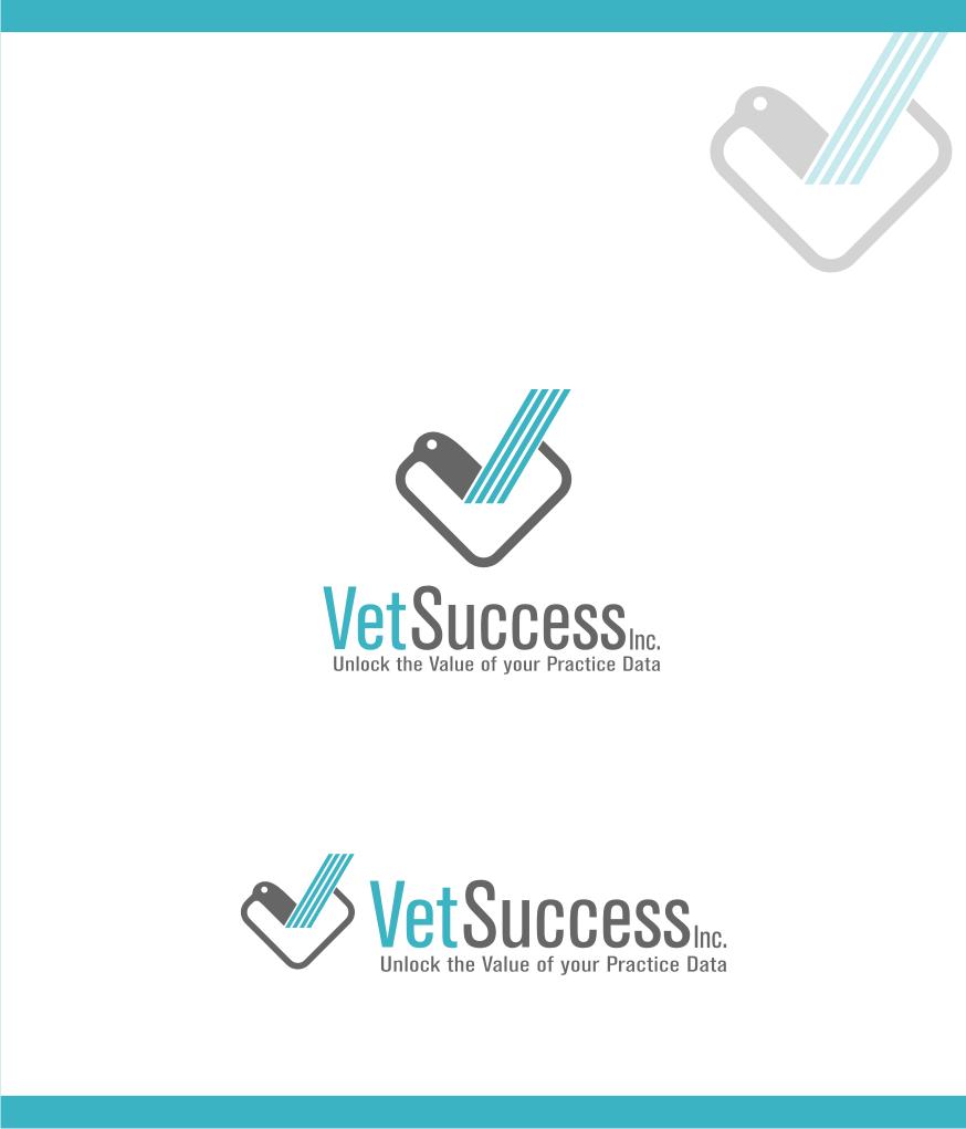 Logo Design by Muhammad Nasrul chasib - Entry No. 29 in the Logo Design Contest Imaginative Logo Design for Vet Success Inc..