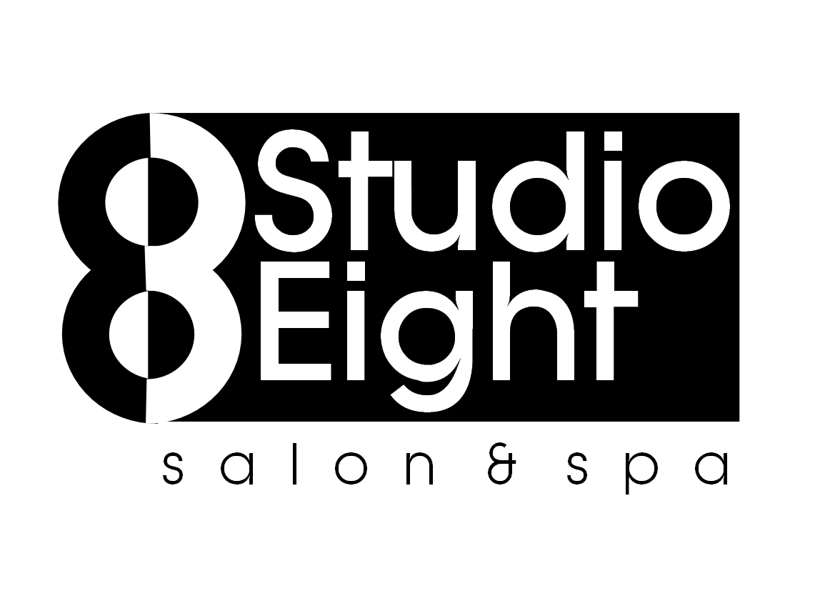 Logo Design by Heri Susanto - Entry No. 73 in the Logo Design Contest Captivating Logo Design for studio eight salon & spa.