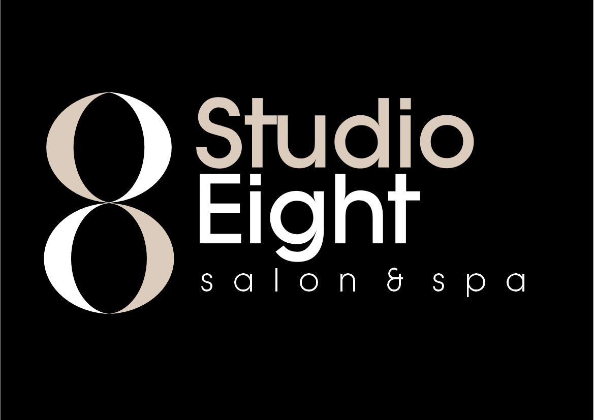 Logo Design by Heri Susanto - Entry No. 75 in the Logo Design Contest Captivating Logo Design for studio eight salon & spa.