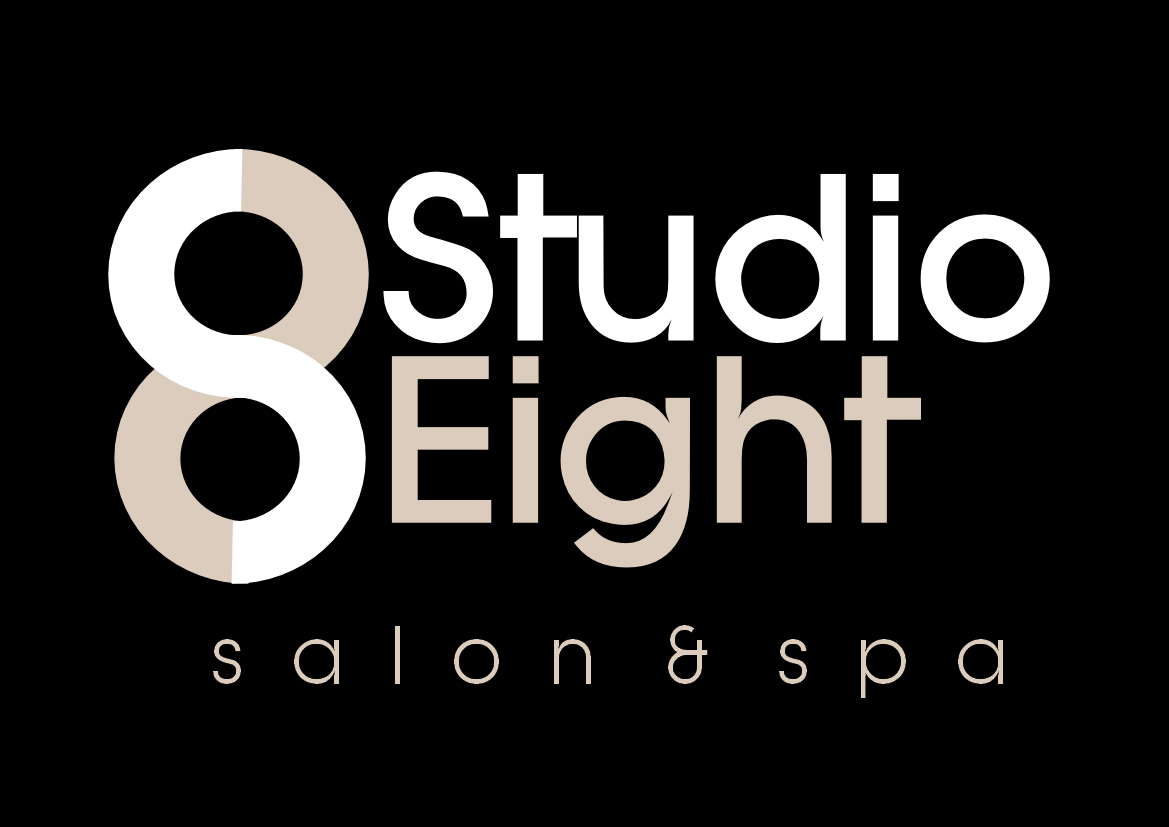 Logo Design by Heri Susanto - Entry No. 76 in the Logo Design Contest Captivating Logo Design for studio eight salon & spa.