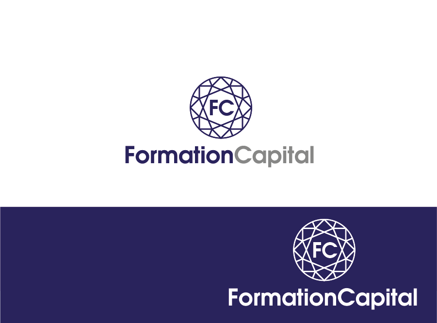 Logo Design by Private User - Entry No. 134 in the Logo Design Contest Inspiring Logo Design for Formation Capital.
