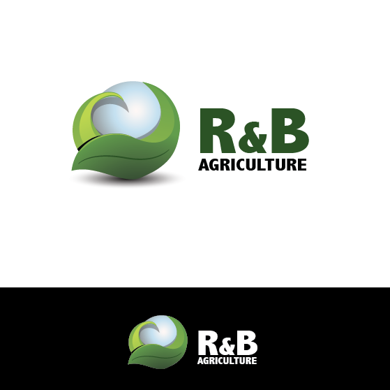 Logo Design by limix - Entry No. 106 in the Logo Design Contest Captivating Logo Design for R & B Agriculture.