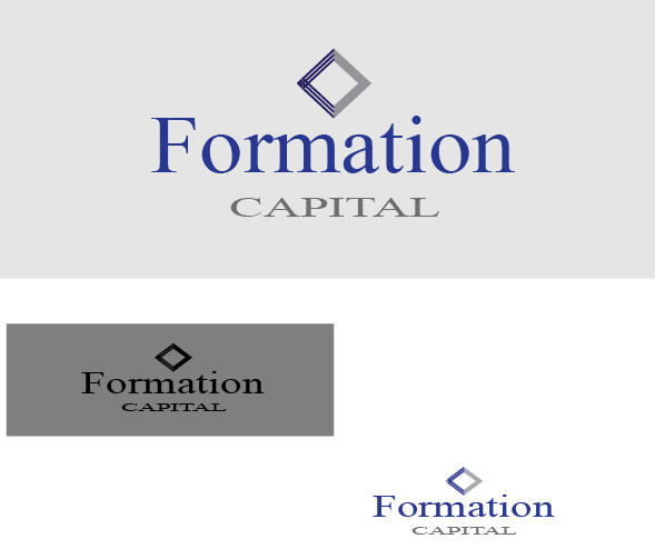 Logo Design by zorrojr_2013 - Entry No. 144 in the Logo Design Contest Inspiring Logo Design for Formation Capital.