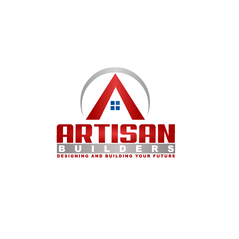 Logo Design by RAJU CHATTERJEE - Entry No. 11 in the Logo Design Contest Captivating Logo Design for Artisan Builders.