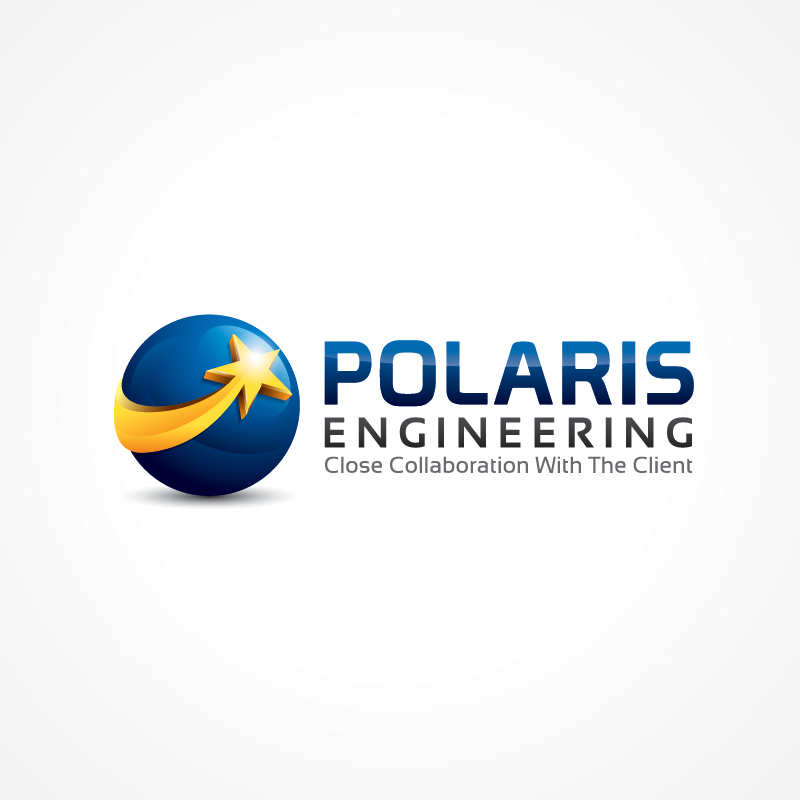 Logo Design by Alf - Entry No. 115 in the Logo Design Contest Polaris Engineering Ltd.