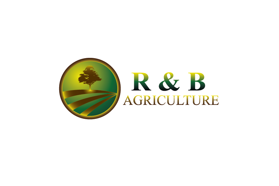 Logo Design by Private User - Entry No. 107 in the Logo Design Contest Captivating Logo Design for R & B Agriculture.