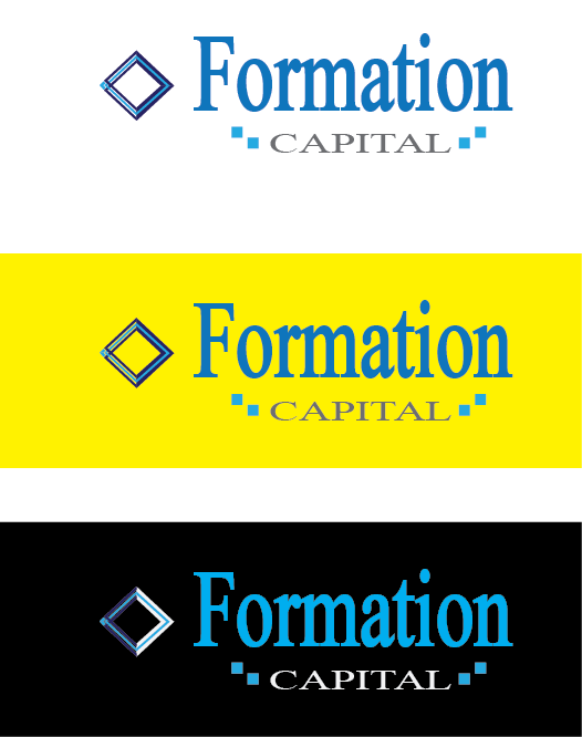Logo Design by zorrojr_2013 - Entry No. 149 in the Logo Design Contest Inspiring Logo Design for Formation Capital.