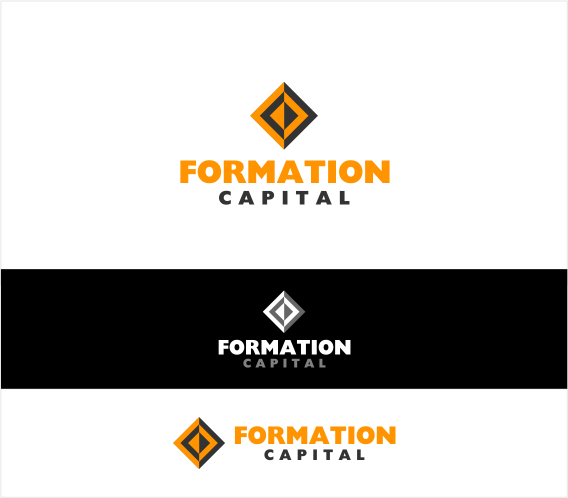 Logo Design by haidu - Entry No. 150 in the Logo Design Contest Inspiring Logo Design for Formation Capital.