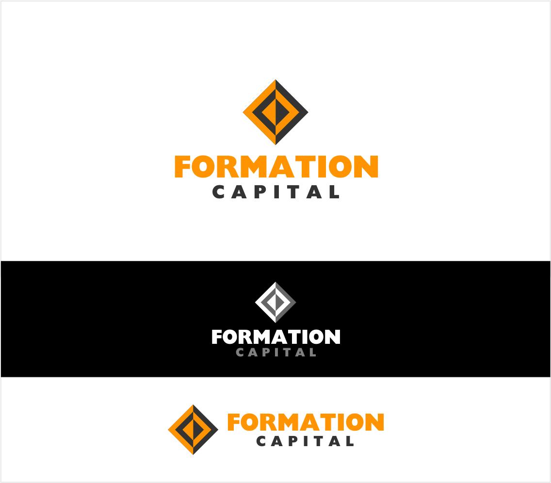 Logo Design by haidu - Entry No. 150 in the Logo Design Contest Inspiring Logo Design for Formation Capital.