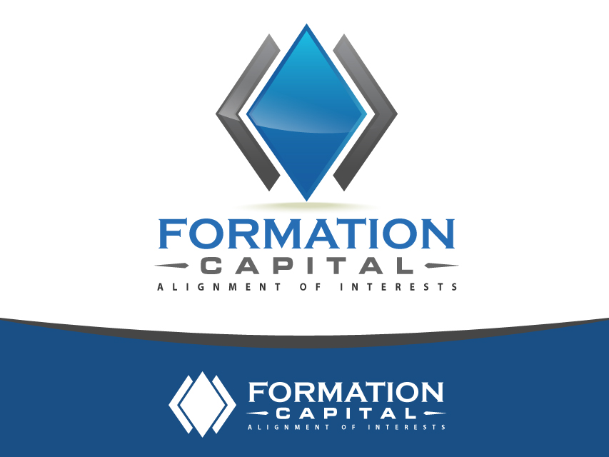 Logo Design by Richard Soriano - Entry No. 152 in the Logo Design Contest Inspiring Logo Design for Formation Capital.