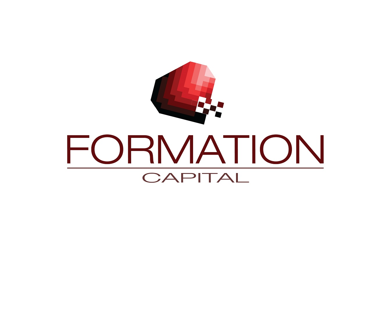 Logo Design by jhunzkie24 - Entry No. 155 in the Logo Design Contest Inspiring Logo Design for Formation Capital.