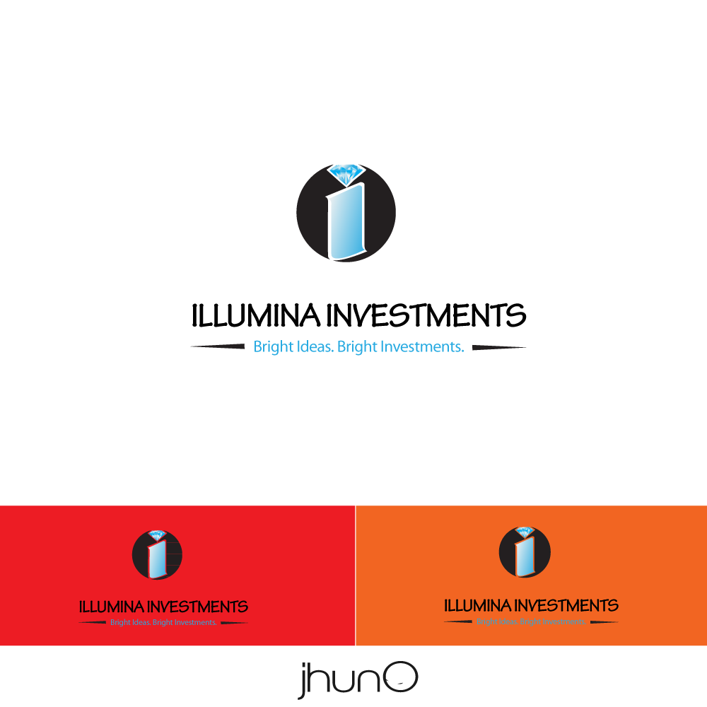 Logo Design by zesthar - Entry No. 1 in the Logo Design Contest Creative Logo Design for Illumina Investments.