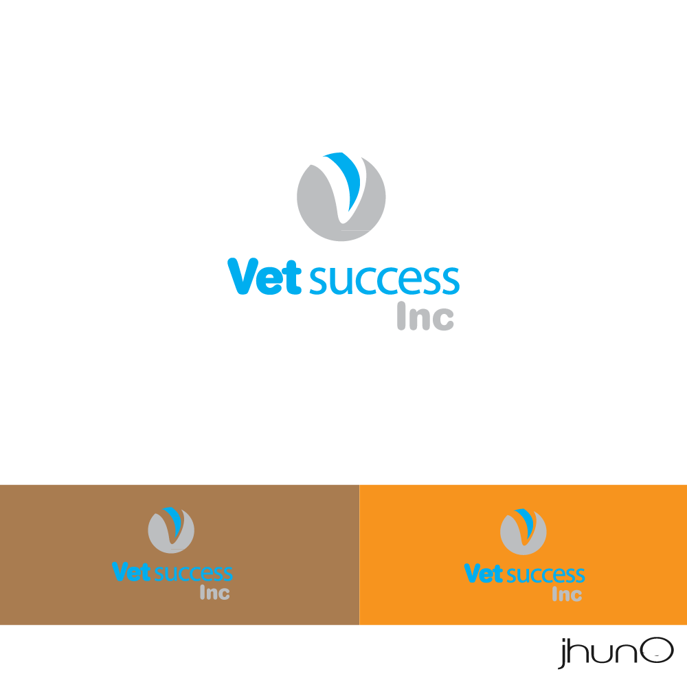 Logo Design by zesthar - Entry No. 43 in the Logo Design Contest Imaginative Logo Design for Vet Success Inc..