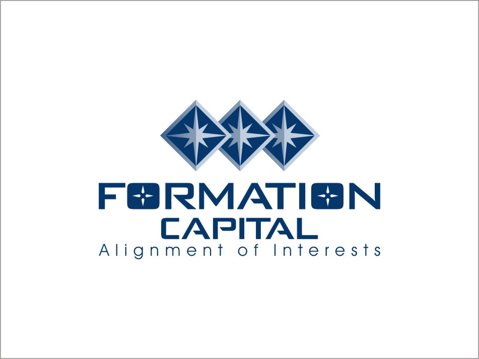 Logo Design by RED HORSE design studio - Entry No. 158 in the Logo Design Contest Inspiring Logo Design for Formation Capital.