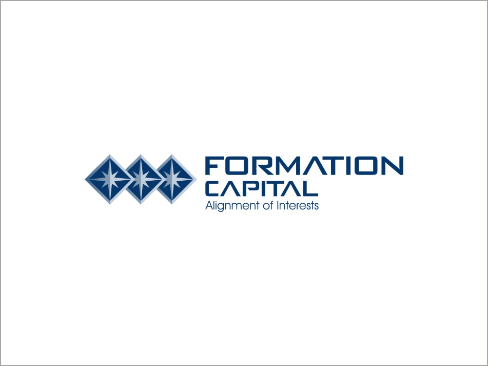 Logo Design by RED HORSE design studio - Entry No. 159 in the Logo Design Contest Inspiring Logo Design for Formation Capital.