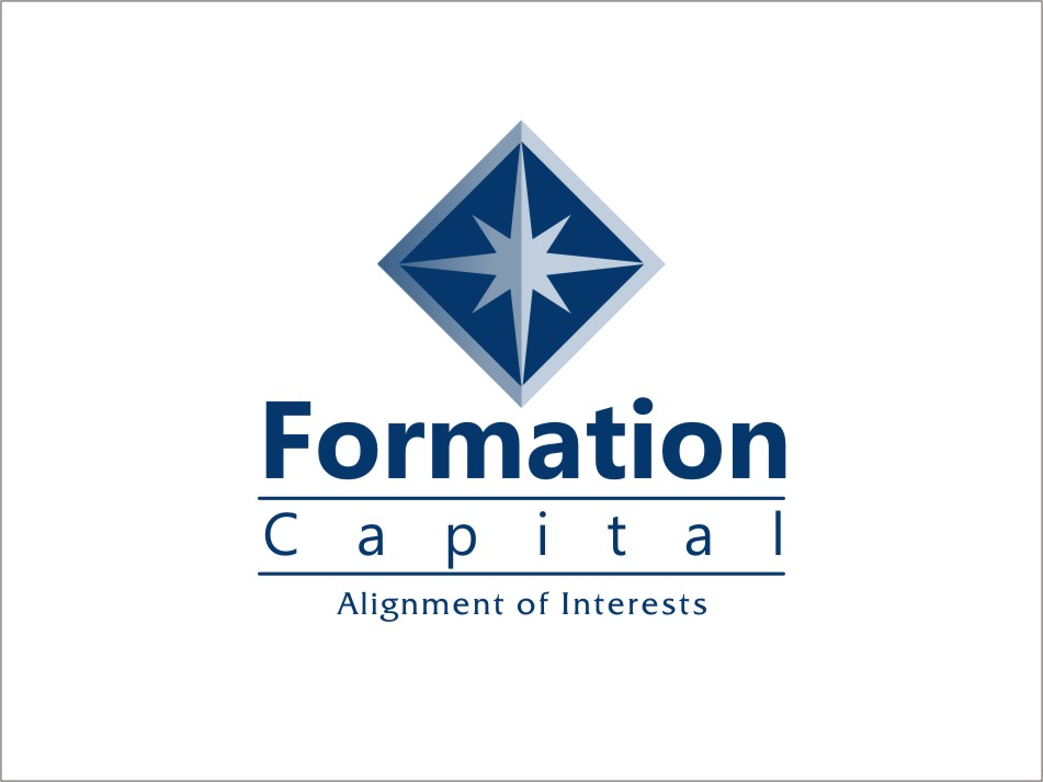 Logo Design by RED HORSE design studio - Entry No. 160 in the Logo Design Contest Inspiring Logo Design for Formation Capital.
