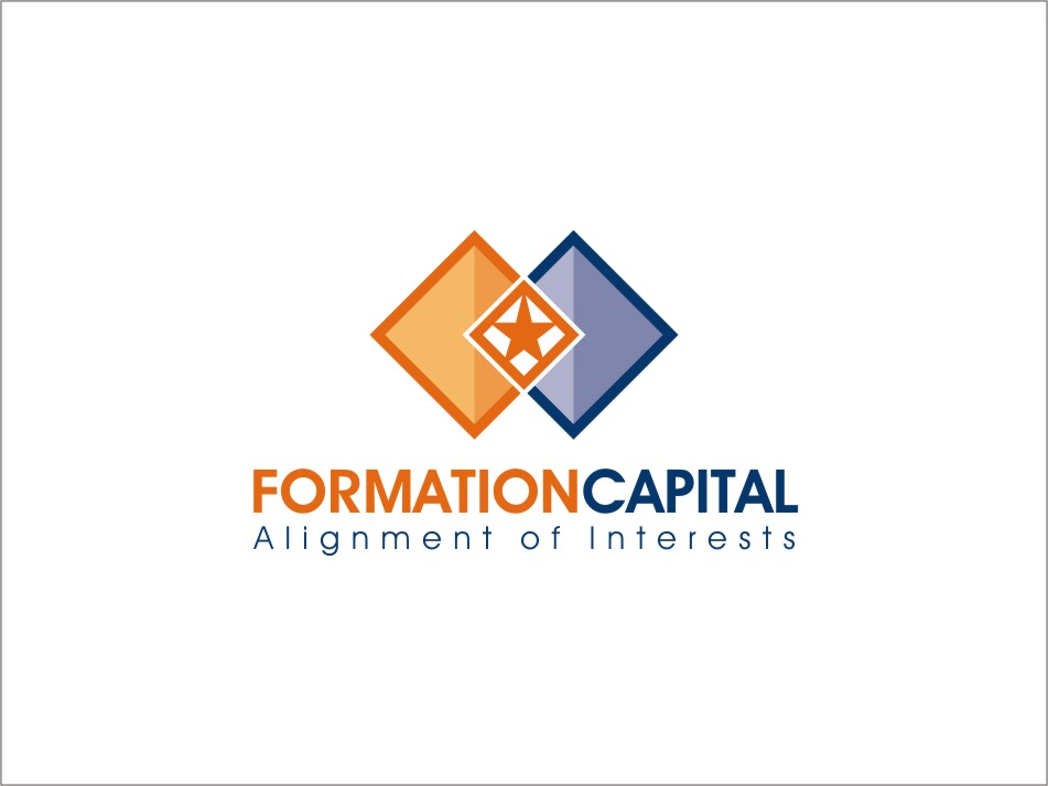 Logo Design by RED HORSE design studio - Entry No. 161 in the Logo Design Contest Inspiring Logo Design for Formation Capital.
