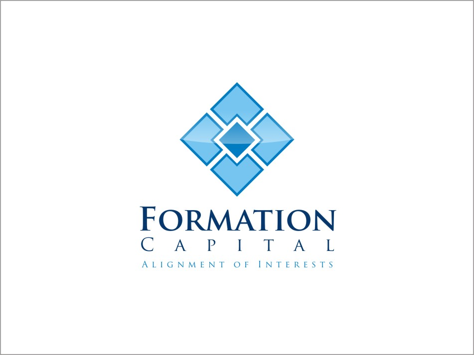 Logo Design by RED HORSE design studio - Entry No. 163 in the Logo Design Contest Inspiring Logo Design for Formation Capital.