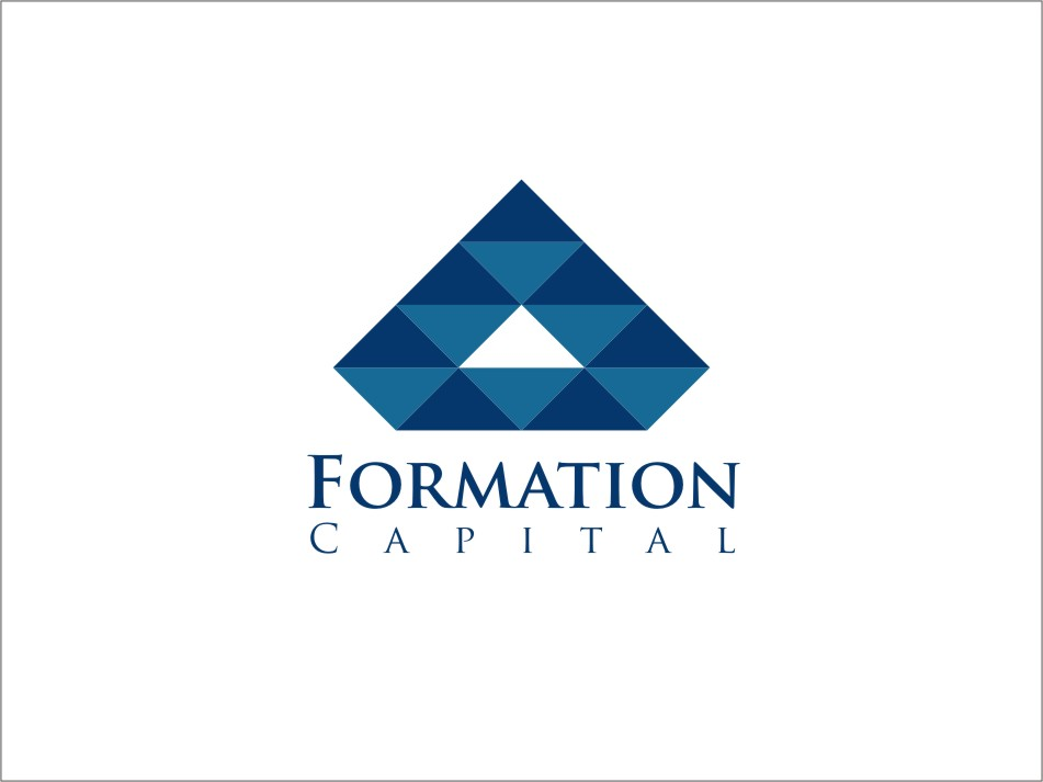 Logo Design by RED HORSE design studio - Entry No. 164 in the Logo Design Contest Inspiring Logo Design for Formation Capital.