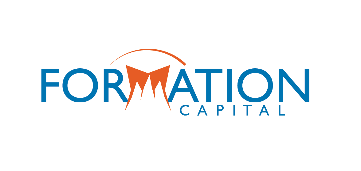 Logo Design by Tim Holley - Entry No. 166 in the Logo Design Contest Inspiring Logo Design for Formation Capital.