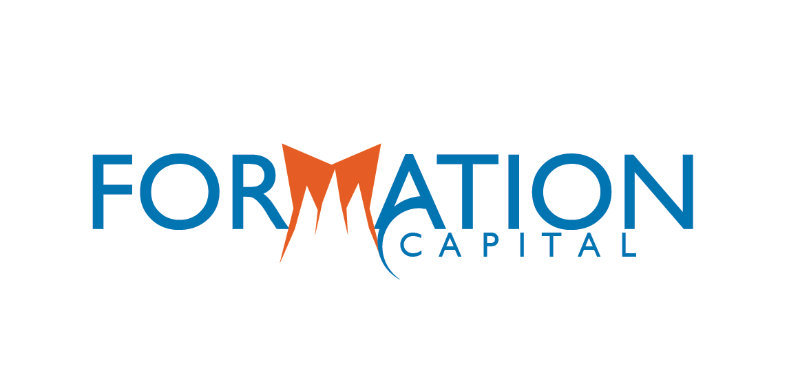 Logo Design by Tim Holley - Entry No. 167 in the Logo Design Contest Inspiring Logo Design for Formation Capital.