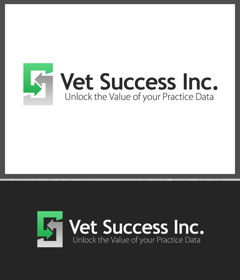 Logo Design by Robert Turla - Entry No. 48 in the Logo Design Contest Imaginative Logo Design for Vet Success Inc..