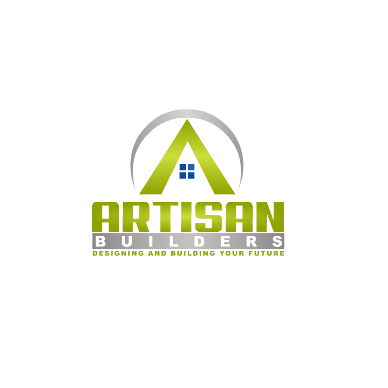 Logo Design by RAJU CHATTERJEE - Entry No. 33 in the Logo Design Contest Captivating Logo Design for Artisan Builders.