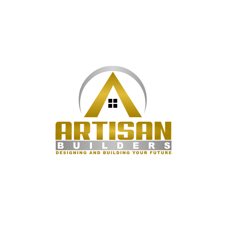 Logo Design by RAJU CHATTERJEE - Entry No. 34 in the Logo Design Contest Captivating Logo Design for Artisan Builders.