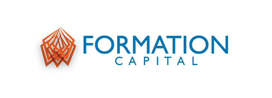 Logo Design by Tim Holley - Entry No. 180 in the Logo Design Contest Inspiring Logo Design for Formation Capital.