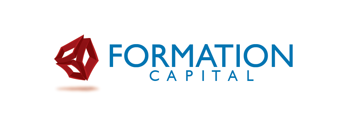 Logo Design by Tim Holley - Entry No. 184 in the Logo Design Contest Inspiring Logo Design for Formation Capital.