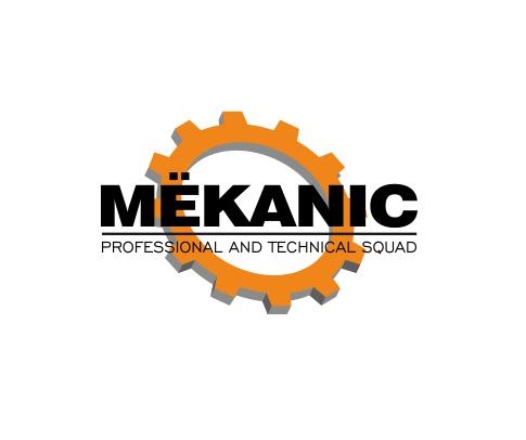 Logo Design by ronny - Entry No. 310 in the Logo Design Contest Creative Logo Design for MËKANIC - Professional and technical squad.