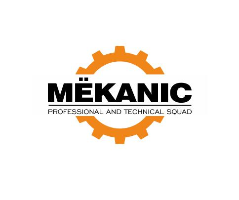 Logo Design by ronny - Entry No. 312 in the Logo Design Contest Creative Logo Design for MËKANIC - Professional and technical squad.