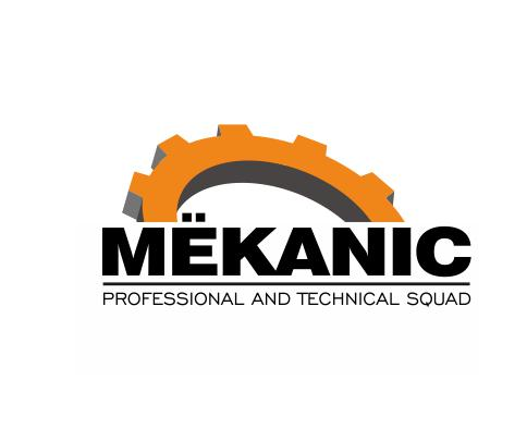 Logo Design by ronny - Entry No. 321 in the Logo Design Contest Creative Logo Design for MËKANIC - Professional and technical squad.