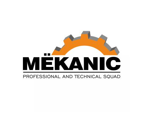Logo Design by ronny - Entry No. 322 in the Logo Design Contest Creative Logo Design for MËKANIC - Professional and technical squad.