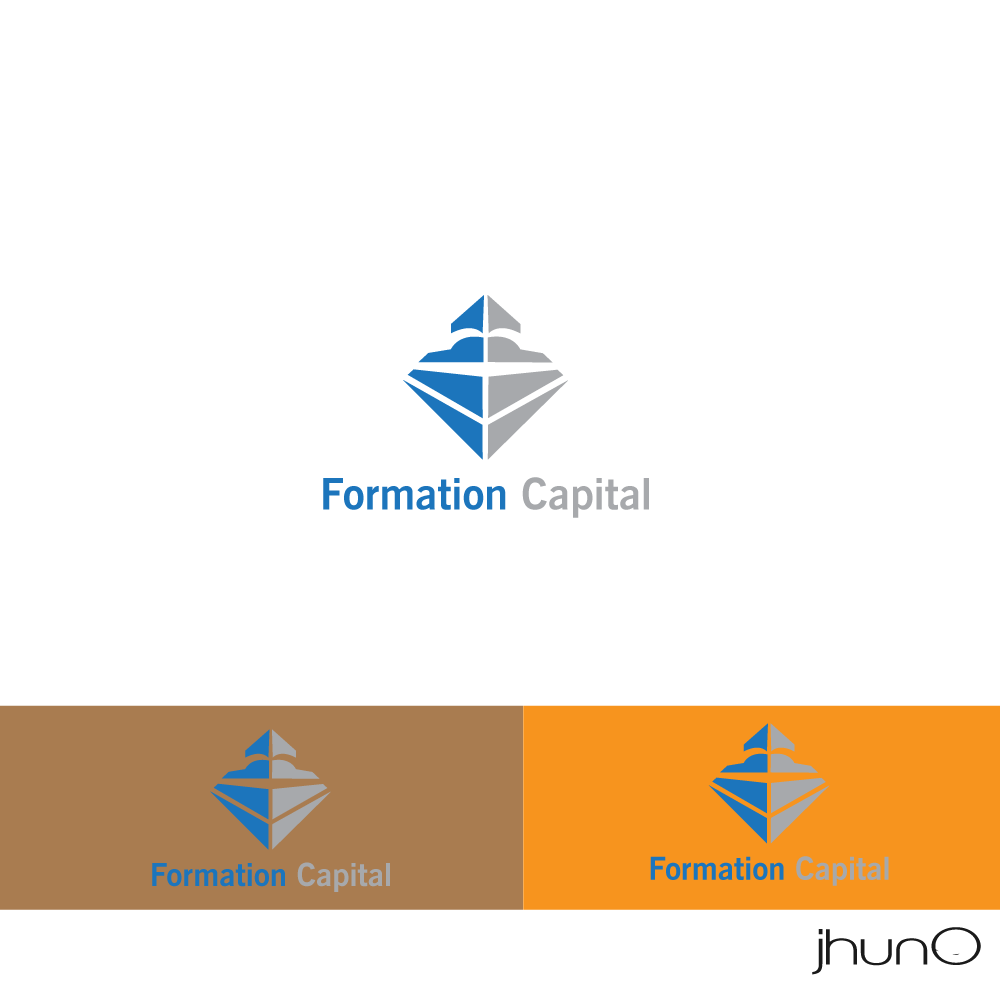 Logo Design by zesthar - Entry No. 190 in the Logo Design Contest Inspiring Logo Design for Formation Capital.