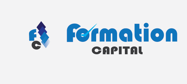 Logo Design by zorrojr_2013 - Entry No. 194 in the Logo Design Contest Inspiring Logo Design for Formation Capital.