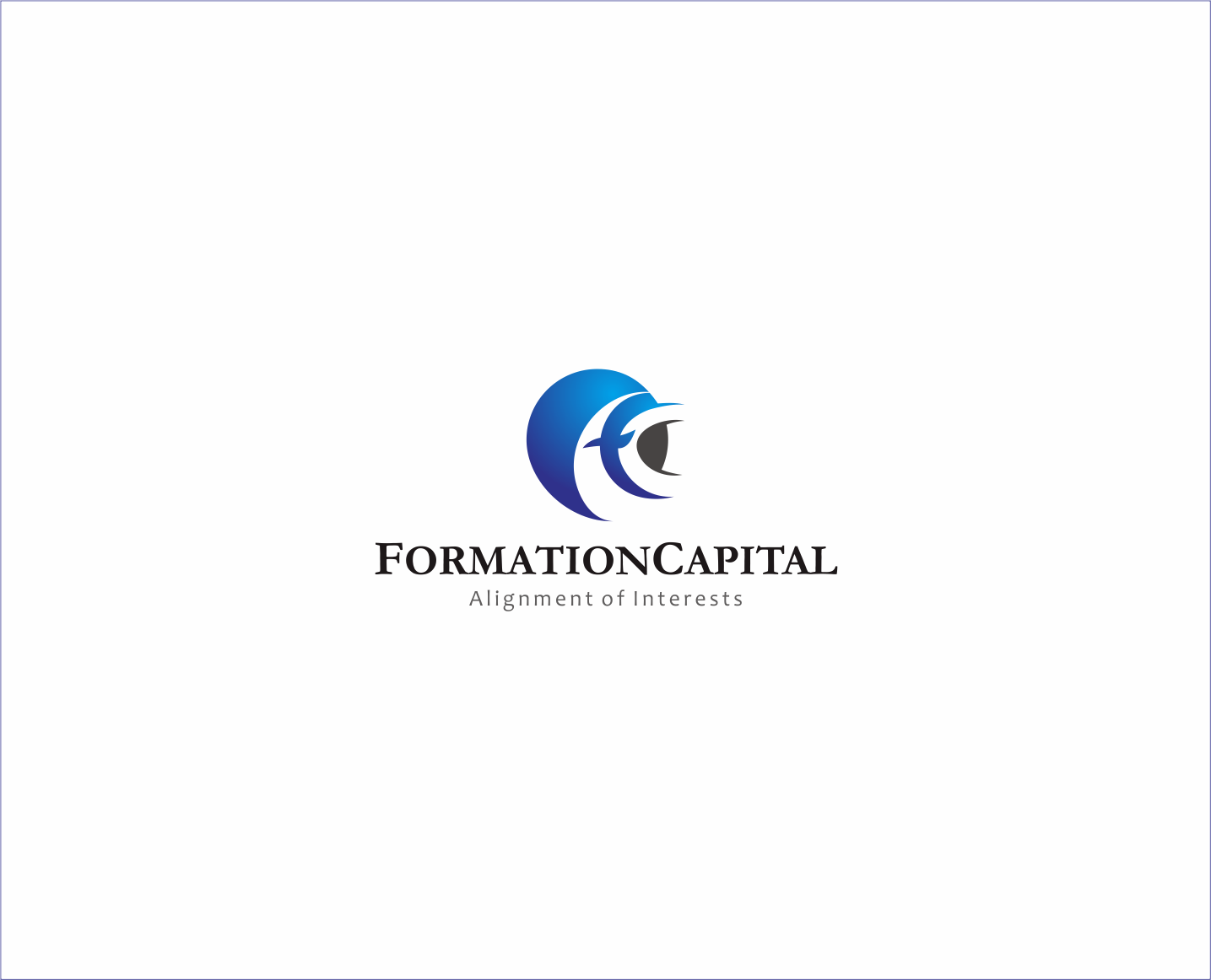 Logo Design by Armada Jamaluddin - Entry No. 195 in the Logo Design Contest Inspiring Logo Design for Formation Capital.