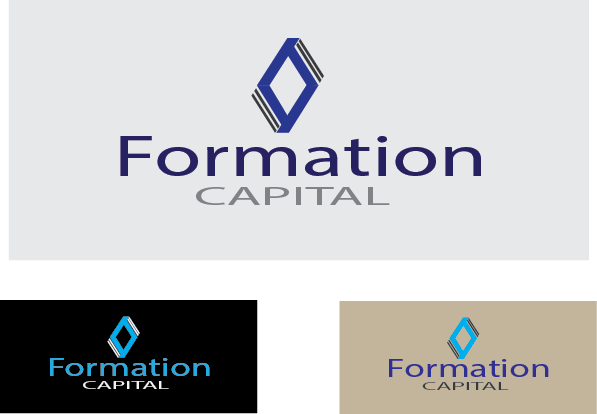 Logo Design by zorrojr_2013 - Entry No. 197 in the Logo Design Contest Inspiring Logo Design for Formation Capital.
