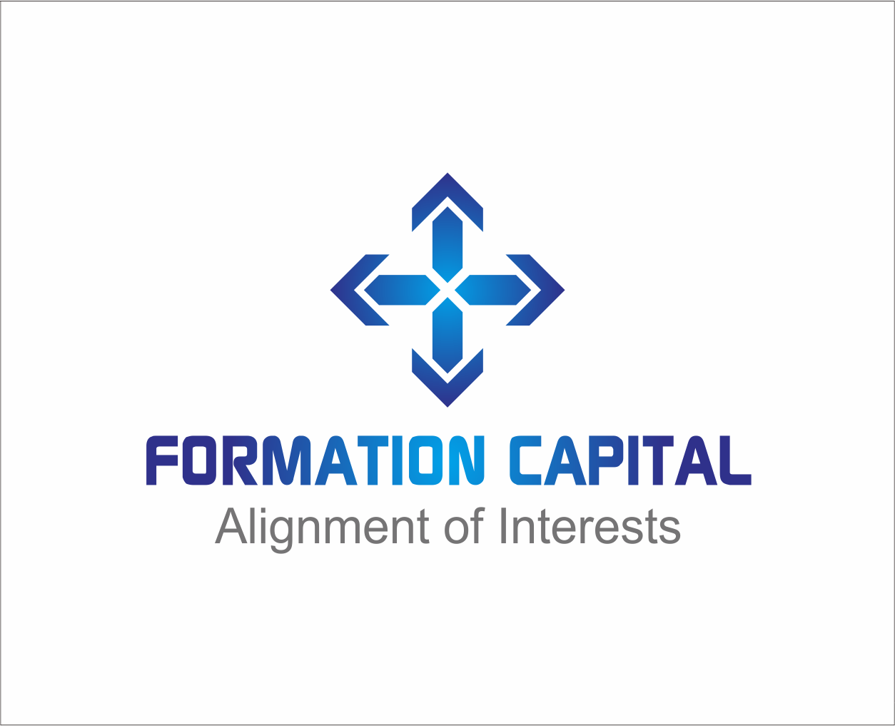 Logo Design by Armada Jamaluddin - Entry No. 198 in the Logo Design Contest Inspiring Logo Design for Formation Capital.