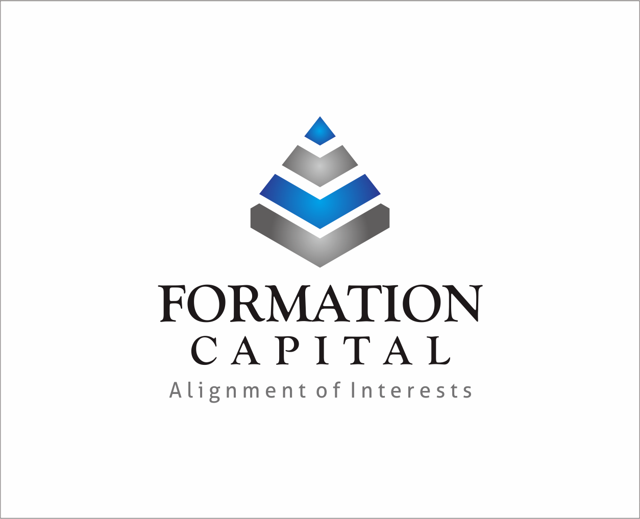 Logo Design by Armada Jamaluddin - Entry No. 199 in the Logo Design Contest Inspiring Logo Design for Formation Capital.