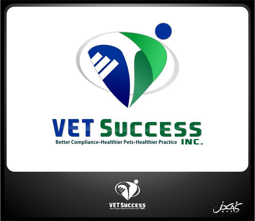 Logo Design by joca - Entry No. 50 in the Logo Design Contest Imaginative Logo Design for Vet Success Inc..