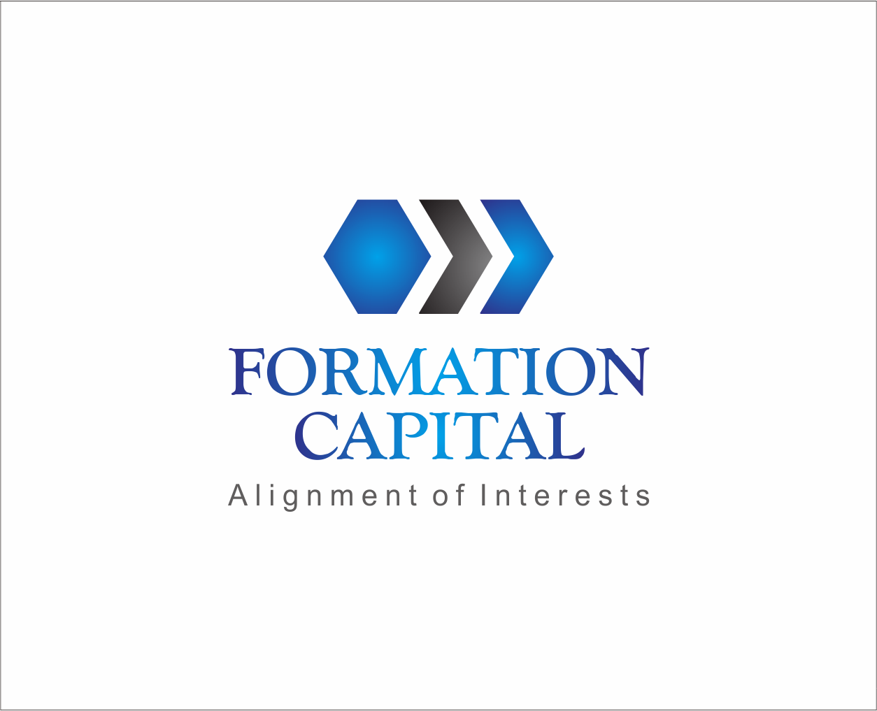 Logo Design by Armada Jamaluddin - Entry No. 200 in the Logo Design Contest Inspiring Logo Design for Formation Capital.