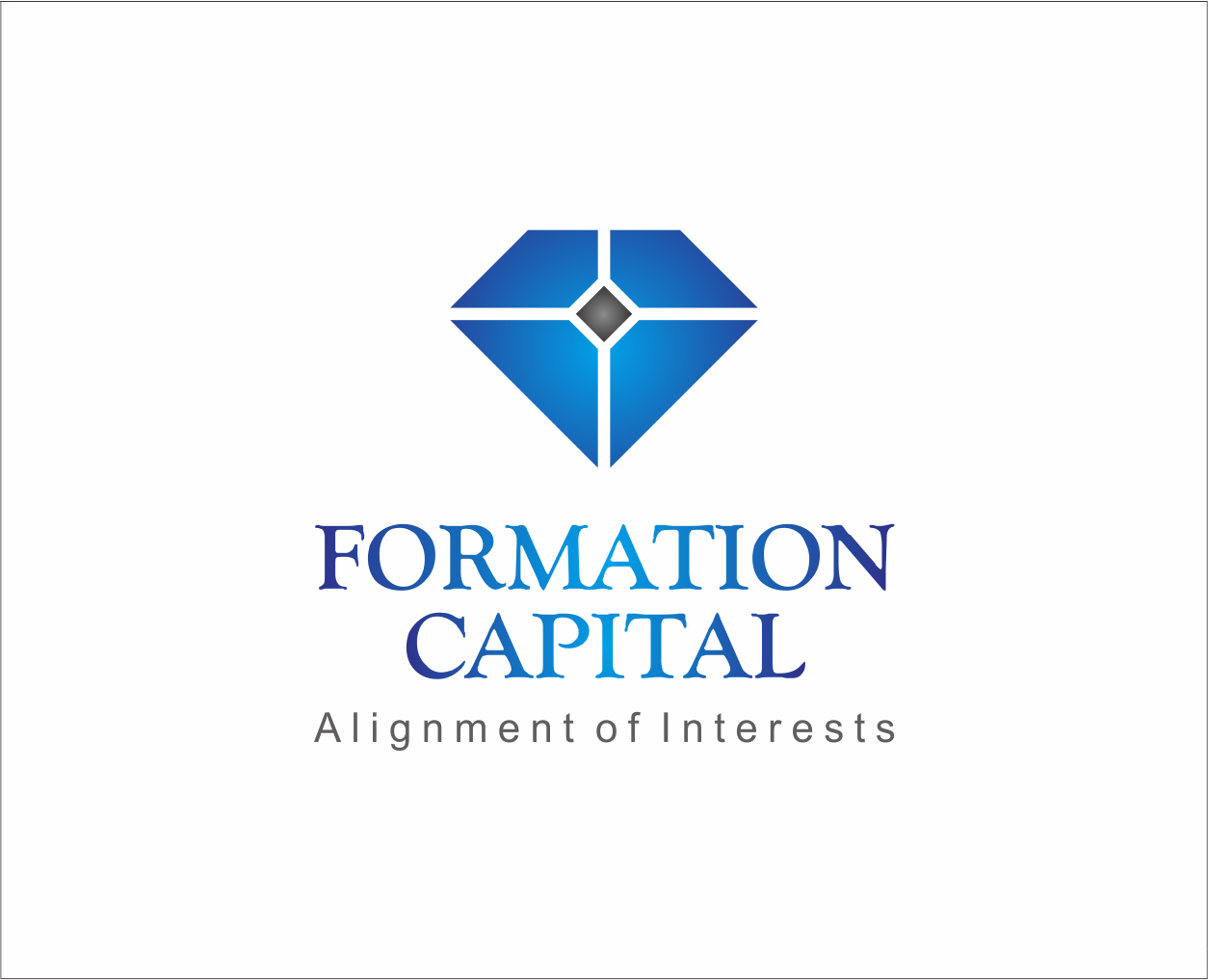 Logo Design by Armada Jamaluddin - Entry No. 201 in the Logo Design Contest Inspiring Logo Design for Formation Capital.