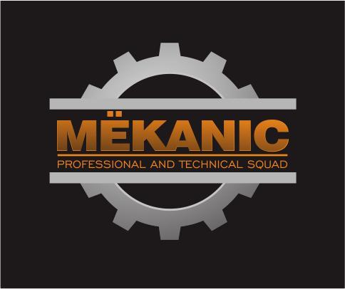 Logo Design by ronny - Entry No. 324 in the Logo Design Contest Creative Logo Design for MËKANIC - Professional and technical squad.