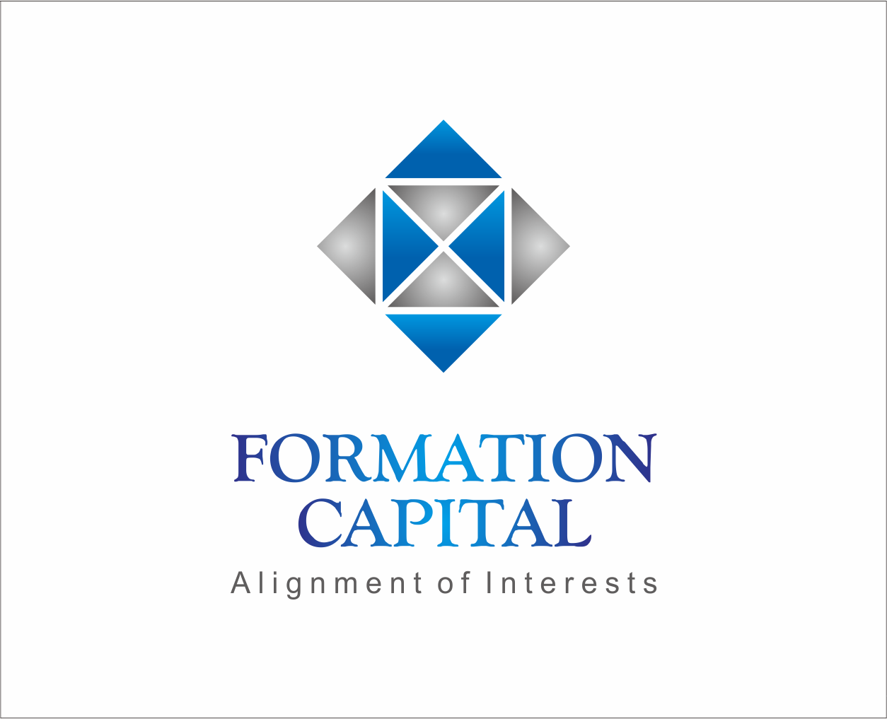 Logo Design by Armada Jamaluddin - Entry No. 203 in the Logo Design Contest Inspiring Logo Design for Formation Capital.
