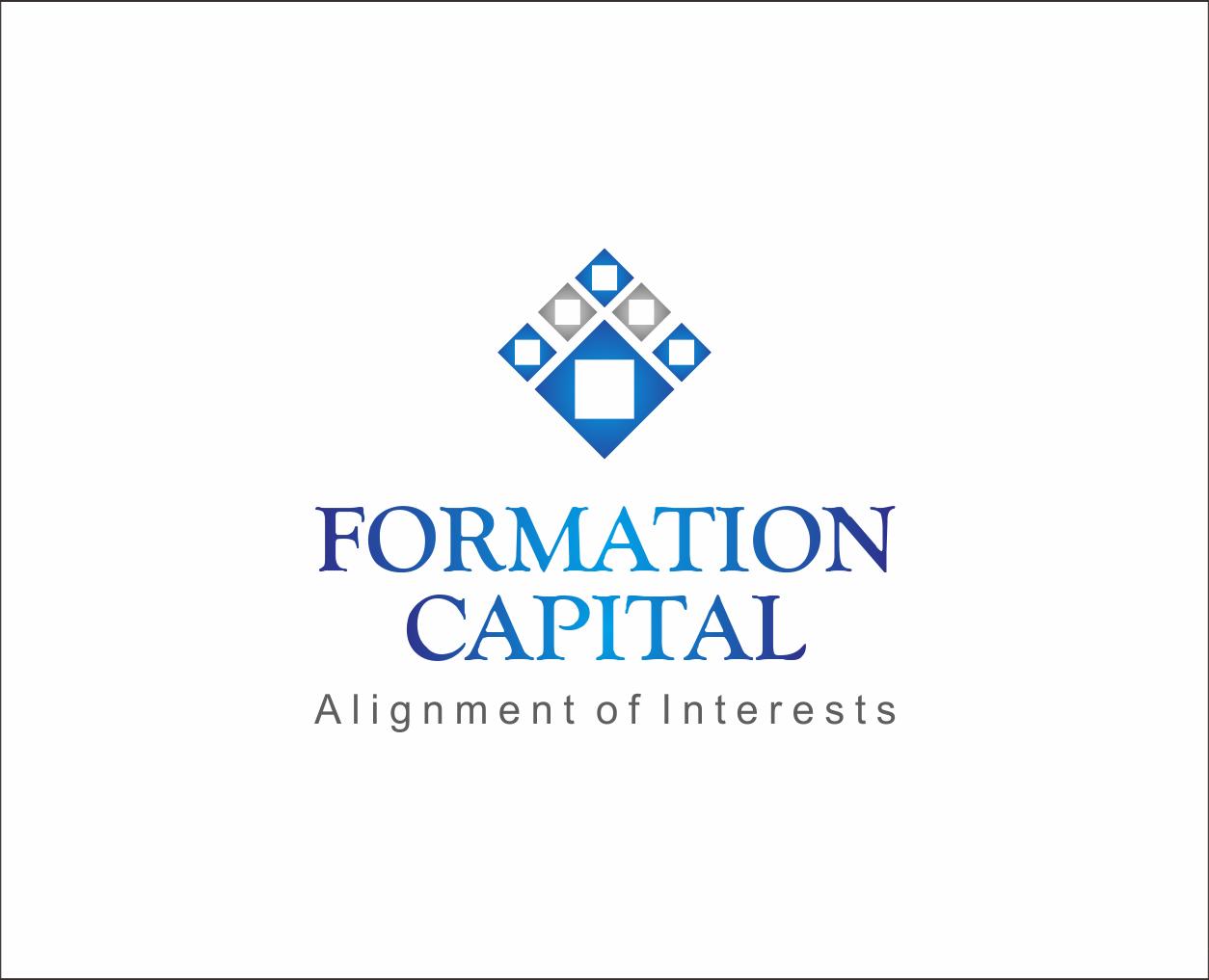 Logo Design by Armada Jamaluddin - Entry No. 204 in the Logo Design Contest Inspiring Logo Design for Formation Capital.