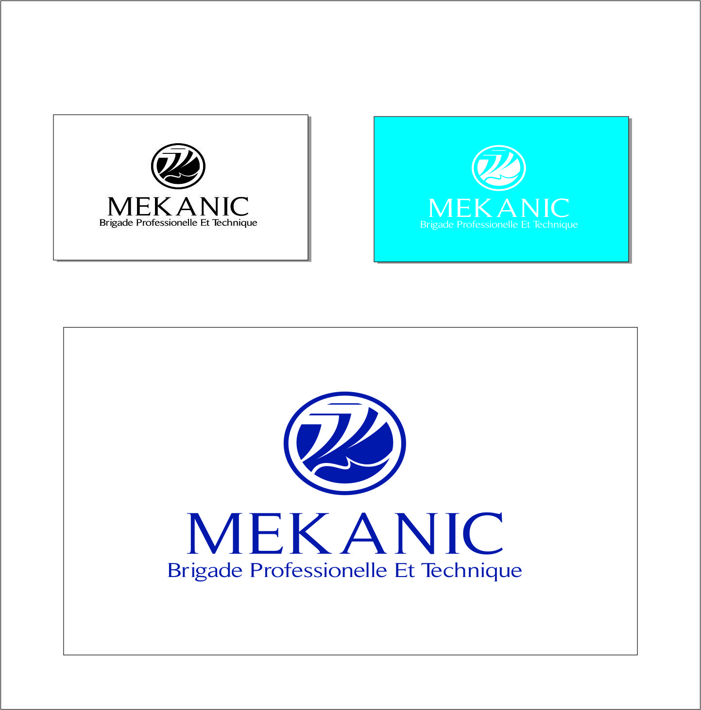 Logo Design by Agus Martoyo - Entry No. 325 in the Logo Design Contest Creative Logo Design for MËKANIC - Professional and technical squad.